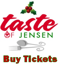 Click here to order Taste of Jensen tickets!