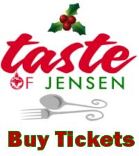 Click here to order Taste of Jensen tickets!